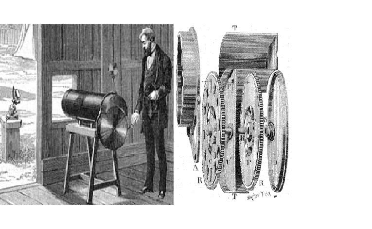 Sobre los orígenes del cine (científico) o el nacimiento de las imágenes en movimiento