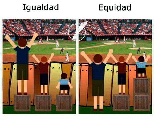¿Escuela e igualdad o escuela y equidad?
