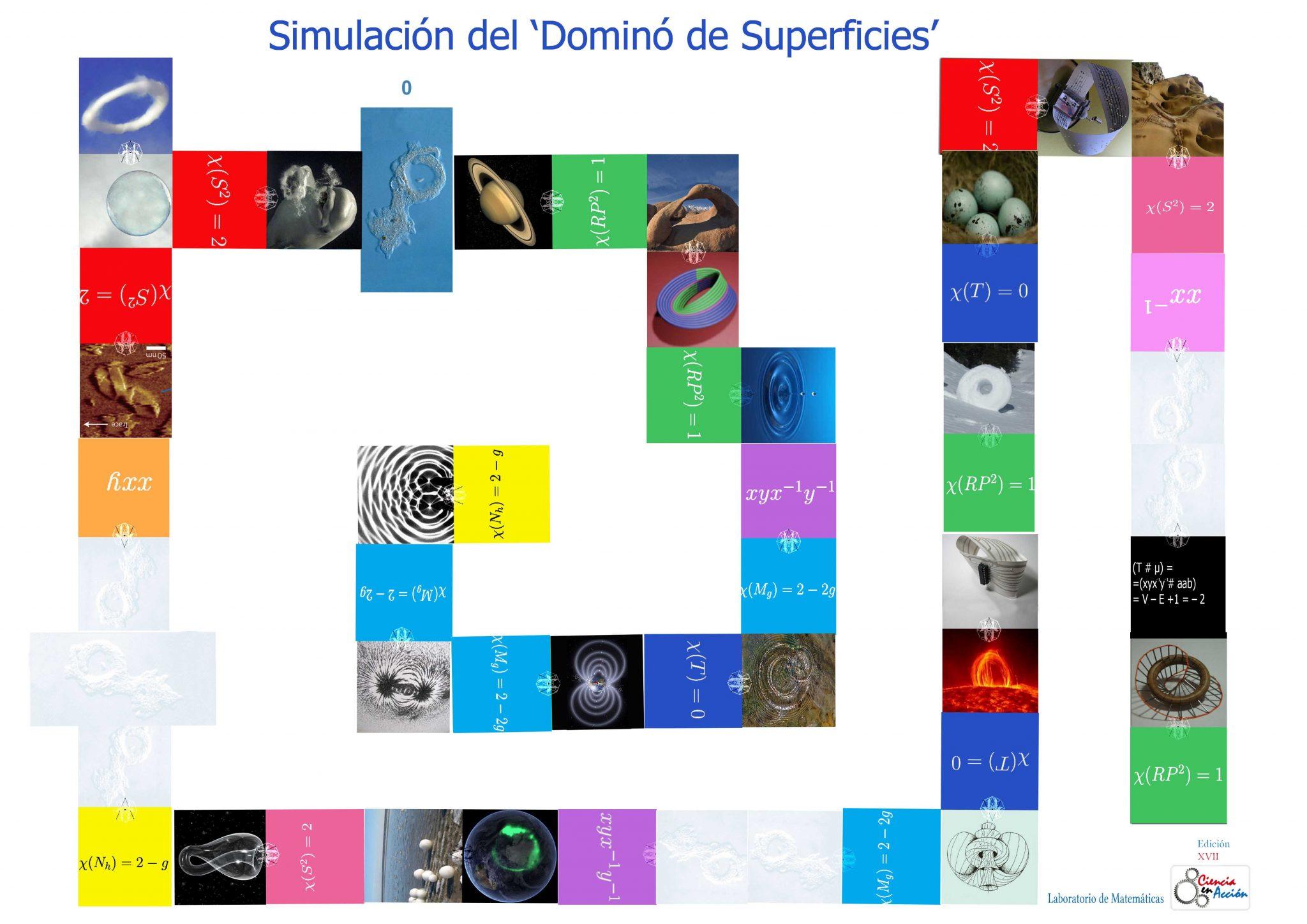 """""""Laboratorio de Superfícies"""" en Ciencia en Acción"""