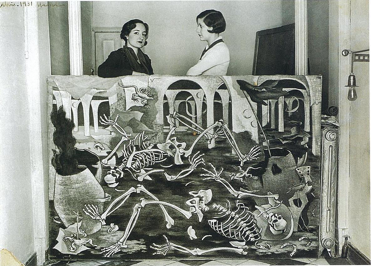 Una mirada a la identidad de la mujer en el arte contemporáneo