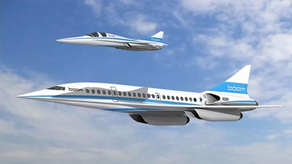 Los herederos del Concorde