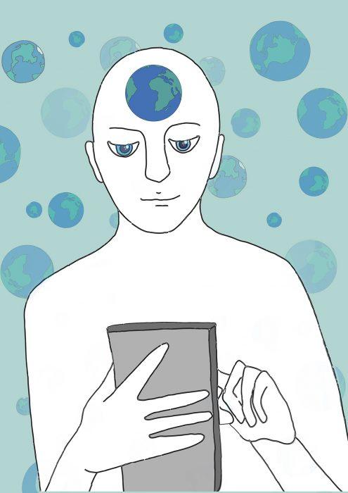 La nueva geografía trabaja la escala humana a través de los Sistemas de Información Geográfica (SIG).