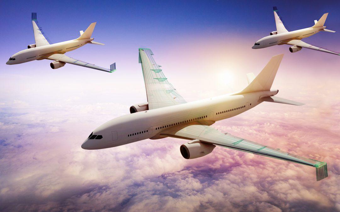 Cinco tecnologías para una aviación sostenible