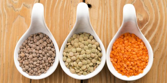 ¿Cuáles son los beneficios de comer lentejas?