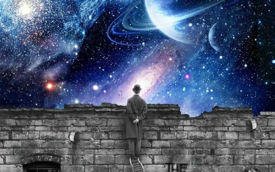 En la infinitud del Universo