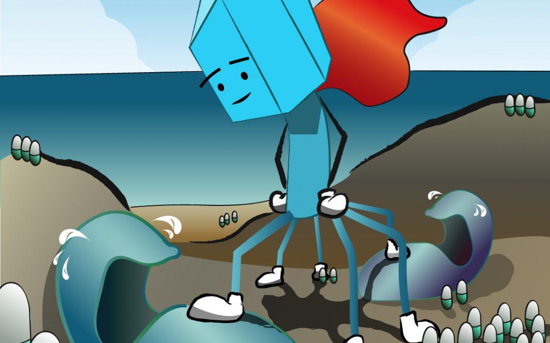 Lucha contra las Bacterias Multirresistentes