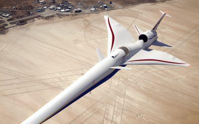 Nuevos Avances en el Desarrollo de la Aviación Comercial Supersónica