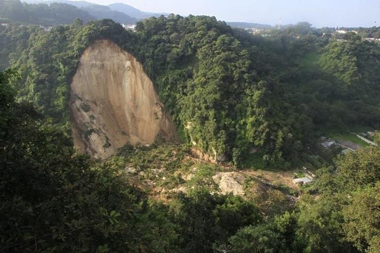 Propuesta para clasificar zonas de riesgo por deslizamientos en Guatemala