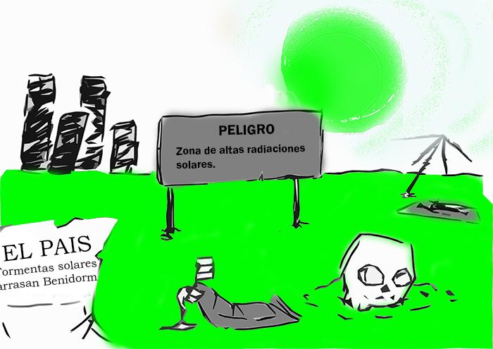 ilustración de Hugo Carbajo
