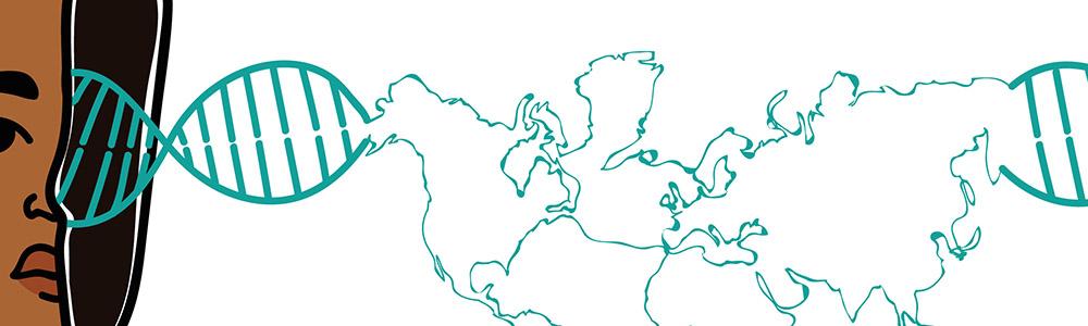 Lo que el ADN dice de tu origen geográfico