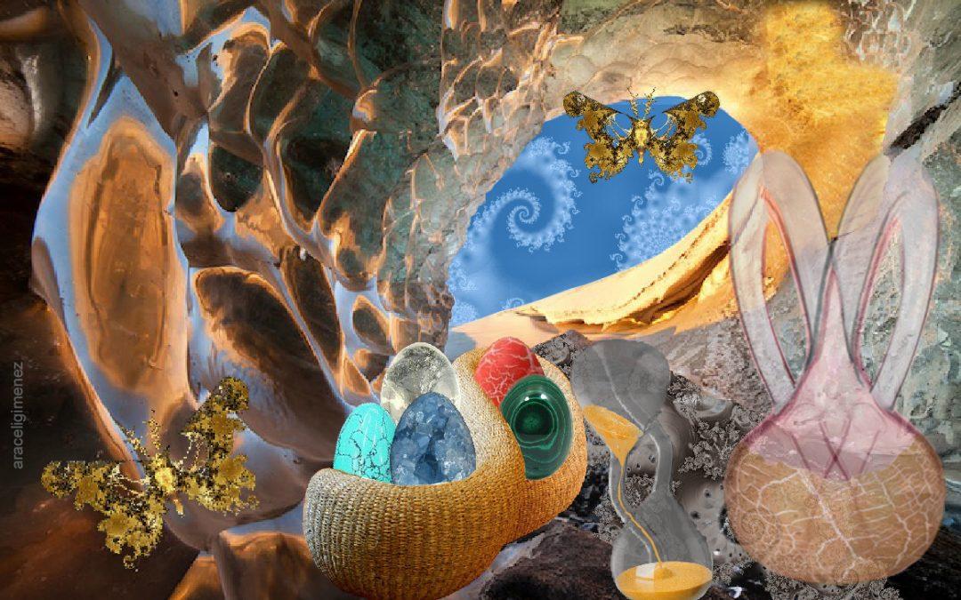 La festividad de la Pascua en código matemático