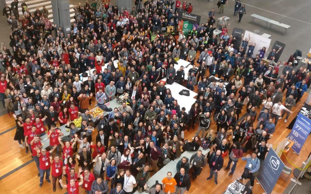 Experiencia del equipo de MasScience en la WordCamp Madrid 2019
