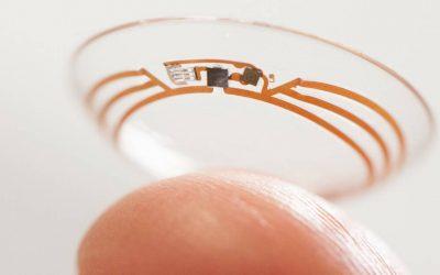 Lentillas inteligentes para controlar la presión intraocular (PIO)
