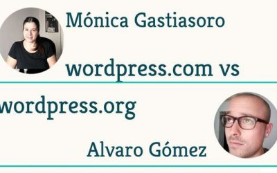 ¿Qué opción elegir wordpress.com vs wordpress.org?