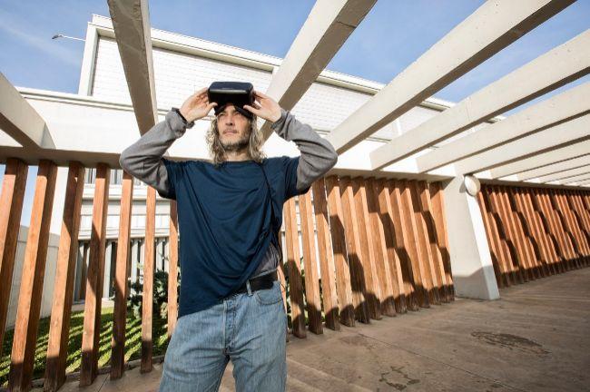 Diego Gutiérrez Pérez  «El Kurt Cobain de la realidad virtual»