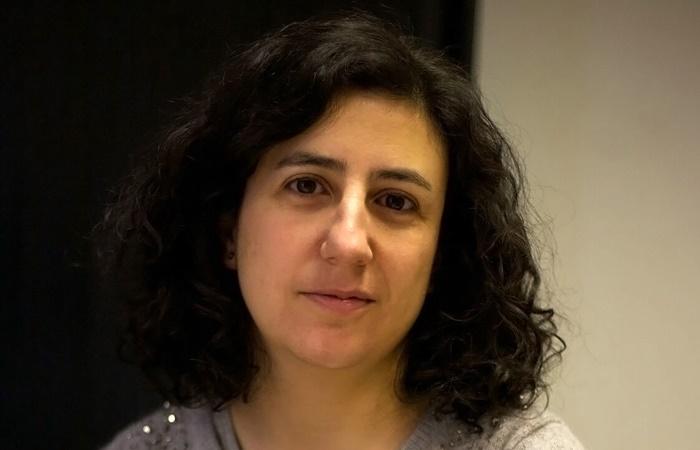 Alicia Calderón Tazón. «Investigadora en el  equipo que descubrió el bosón de Higgs»