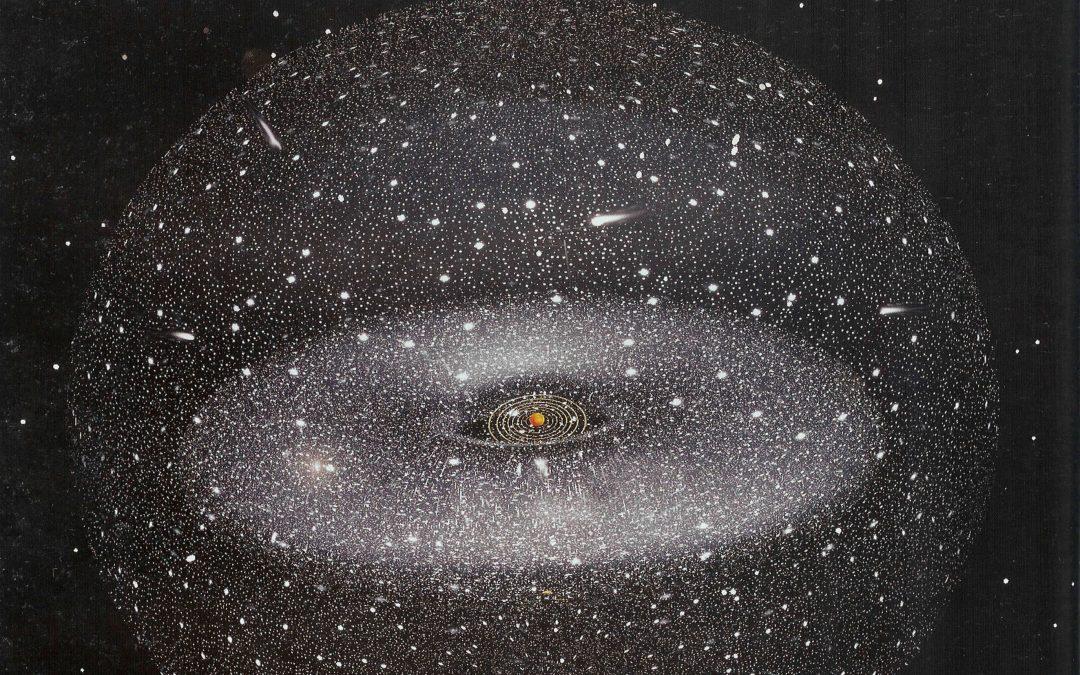 ¿Qué es la Nube de Oort, y cómo afecta a la vida en la Tierra?