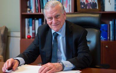 Valentín Fuster Carulla.»Investigador más citado y reputado cardiologo a nivel mundial»