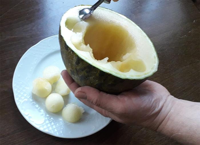 boleando el melón