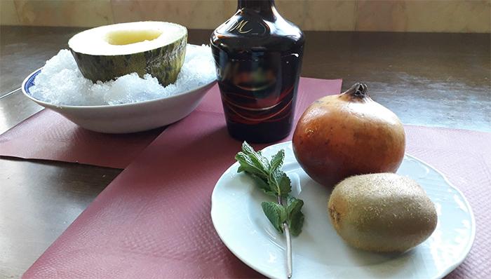 ingredientes macedonia