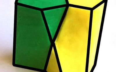 Una nueva forma geométrica: el «escutoide»